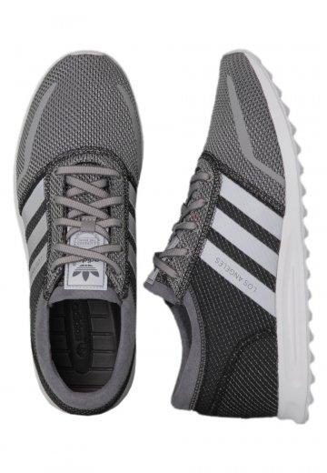 Adidas Los Angeles Ch Solid GreyMetallic SilverFtwr White Shoes