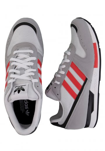 check out b4060 18c2d Adidas - Marathon 88 Clear Grey/Aluminium/Core Energy - Shoes -  Impericon.com UK