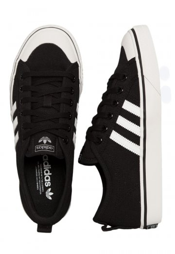 Adidas - Nizza Core Black/Ftwr White/Crystal White - Shoes