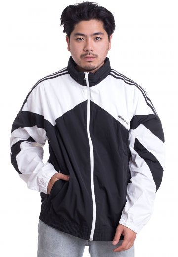 ee8a18484 Adidas - Palmeston Black/White - Windbreaker - Streetwear Shop -  Impericon.com Worldwide