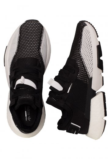 1 Black Pod Adidas Core S3 Whitecry Blackftw Shoes Nvnwm0y8O