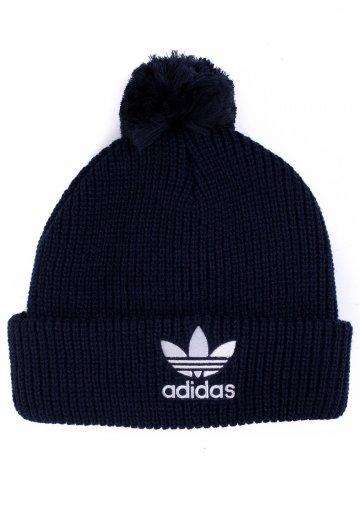 Adidas - Pom Pom Collegiate Navy - Gorro - Loja de streetwear ... 88907eaf389