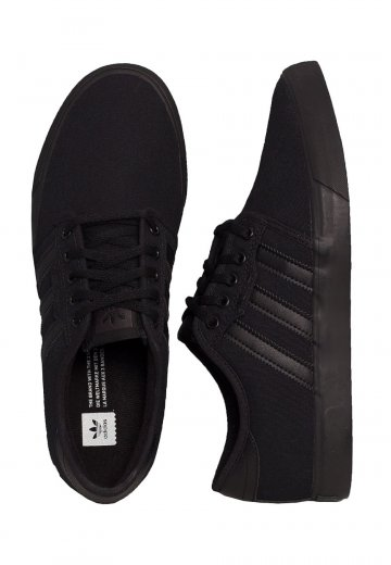 Adidas - Seeley Core Black/Core Black/Core Black - Shoes