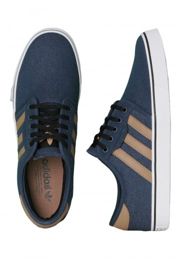 Adidas - Seeley Uniblue - Shoes - Impericon.com Worldwide f516a0009