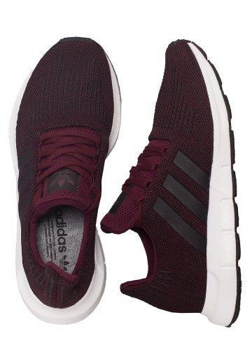 Adidas - Swift Run Maroon/Core Black/Ftw White - Shoes