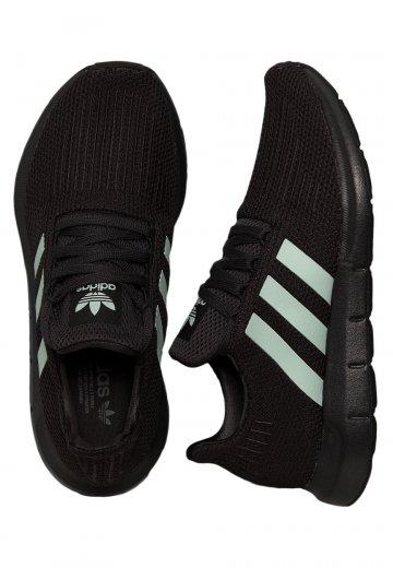 Adidas - Swift Run Night Grey/Ash Grey/Core Black - Shoes