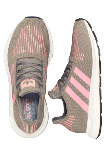 6f438cc7763dc Adidas - Swift Run Trace Cargo Trace Pink Crystal White - Girl Shoes -  Impericon.com US
