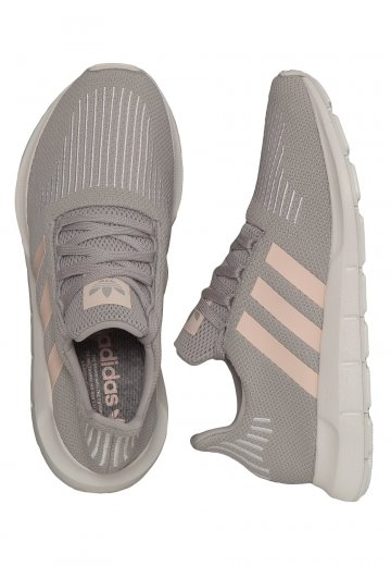 ca967d1163539 Adidas - Swift Run W Grey Two Icey Pink Ftwr White - Girl Shoes -  Impericon.com UK