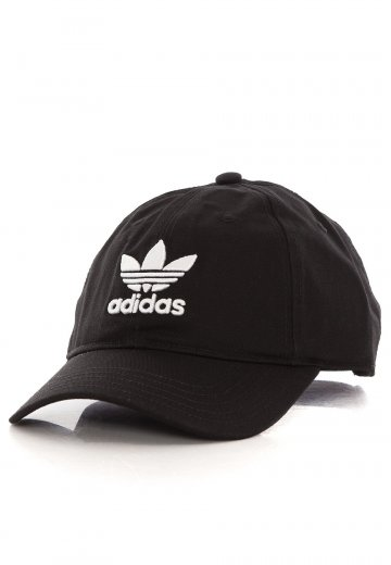 Adidas - Trefoil Black - Cap