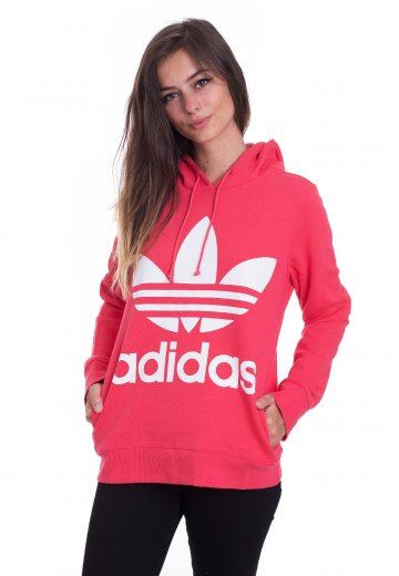 adidas trefoil rose french