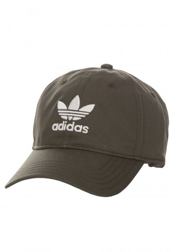 Adidas - Trefoil Night Cargo White - Cap - Streetwear Shop - Impericon.com  UK 875414b94aa8
