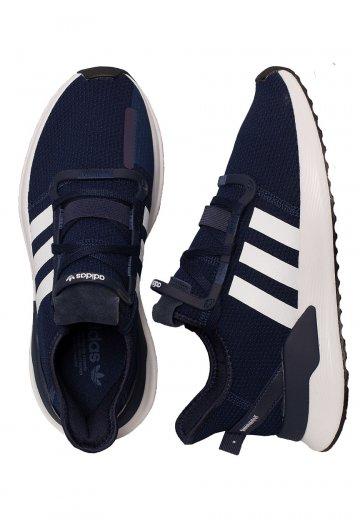 66512301a Adidas - U Path Run Collegiate Navy Core Black Ftw White - Shoes -  Impericon.com UK