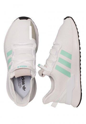 ab6ab430290 Adidas - U Path Run W Ftw White Clemin Core Black - Sapatos de ...
