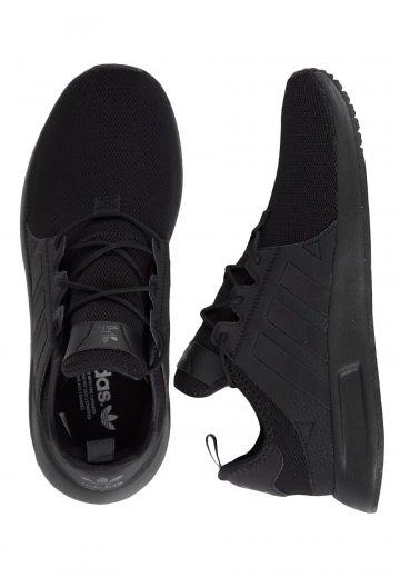 Picante Corte Aburrido  Adidas - X_PLR Core Black/Trace Grey Metallic/Tactile Blue - Shoes -  Fashion Shop - Impericon.com US