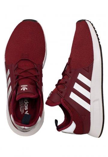 free shipping ae923 c7247 Adidas - X_PLR Collegiate Burgundy/Silver Metallic/Core Green - Shoes