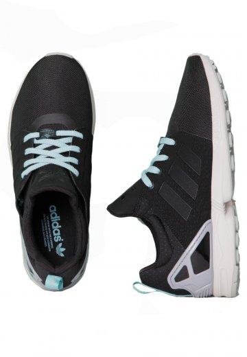 Adidas - ZX Flux NPS UPDT Core Black/Core Black/Light Onix - Shoes