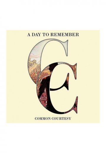 A Day To Remember - Common Courtesy - CD