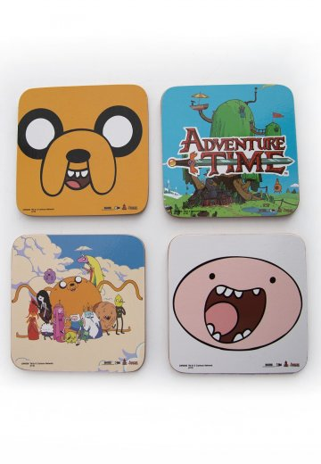Adventure Time - Mix - Coaster Pack
