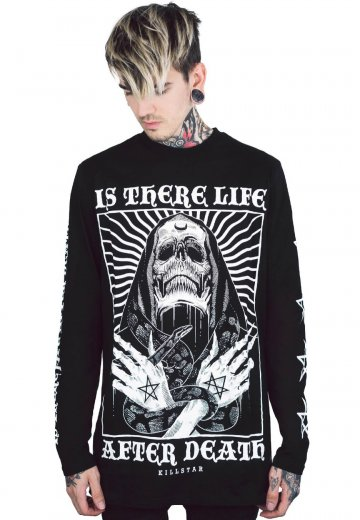 Killstar - Afterlife Black - Longsleeve