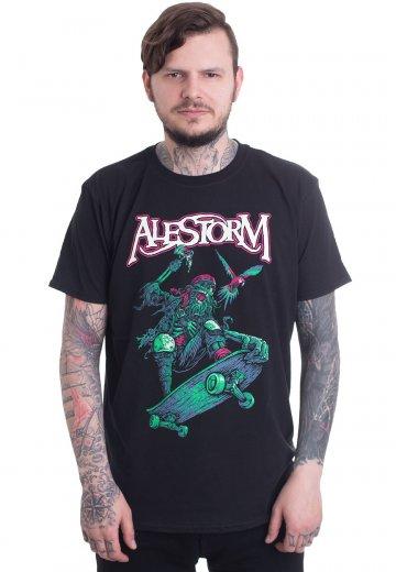 Pirate Alestorm Party T Pizza Shirt wOPk8nX0