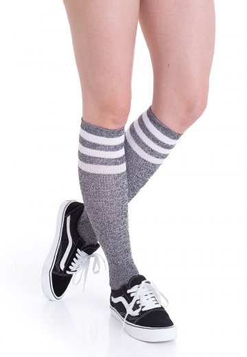 American Socks - White Noise Knee High - Socks