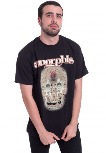 Amorphis - Queen Of Time - T-Shirt