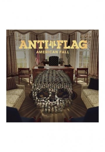 Anti Flag - American Fall - CD
