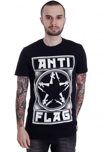Anti Flag - New Gunstar - T-Shirt