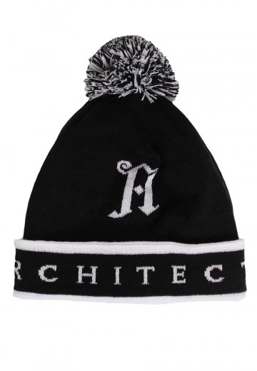 8c4332ee270 Architects - Logo Pom - Beanie - Official Metalcore Merchandise Shop -  Impericon.com US