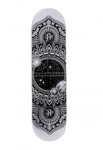 Architects - Mandala - Skate Deck