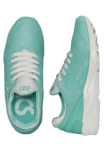 premium selection c8551 e6dba Asics - Gel-Kayano Trainer EVO Cookatoo/Cookatoo - Girl Shoes