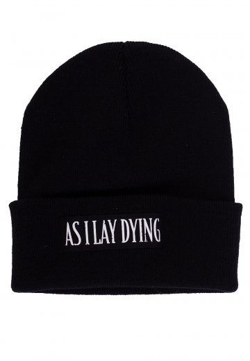 As I Lay Dying - Logo - Beanie