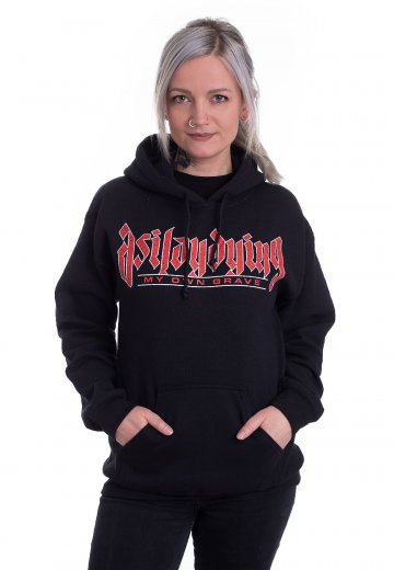 As I Lay Dying - Mourning - Hoodie