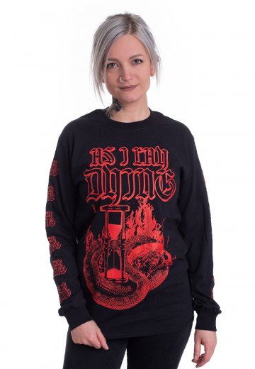 As I Lay Dying - Serpent - Longsleeve
