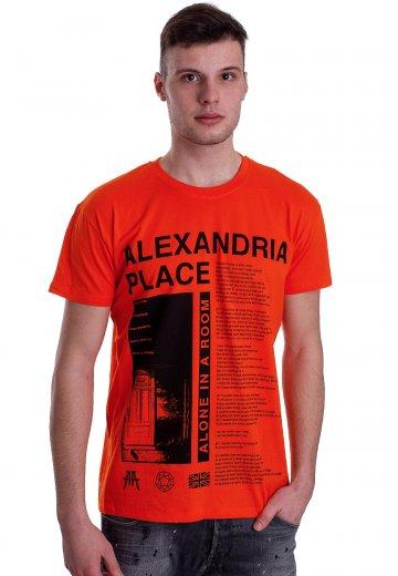 Asking Alexandria - Door Orange - T-Shirt