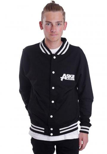 Asking Alexandria - Eagle Black/Black - College Jacket
