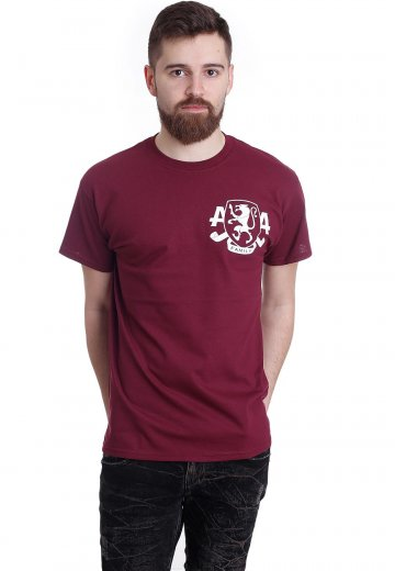 Asking Alexandria - Family Maroon - T-Shirt