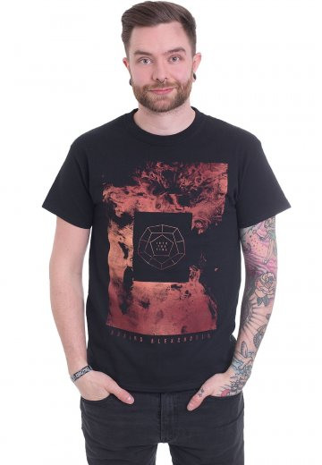 Asking Alexandria - Into The Fire - T-Shirt
