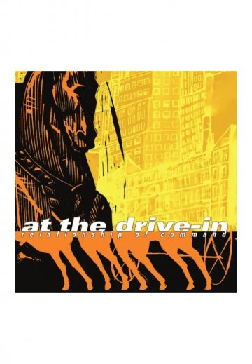 At The Drive-In - Relationship Of Command - CD