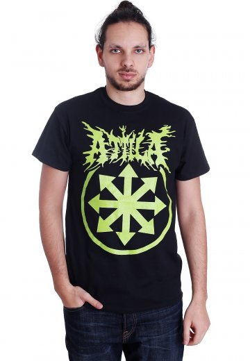 Attila - Chaos Cover - T-Shirt