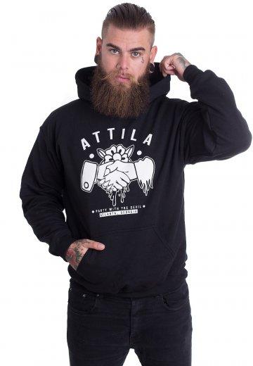 Attila - Handshake - Hoodie