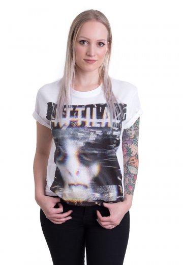 Attila - Invader White - T-Shirt