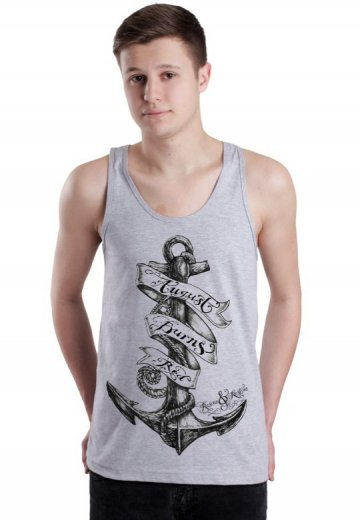 August Burns Red - Anchor Sportsgrey - Tank