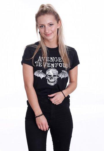 Avenged Sevenfold - Death Bat Logo - T-Shirt