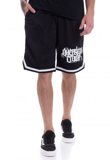 Aversions Crown - Logo Striped Zip - Shorts