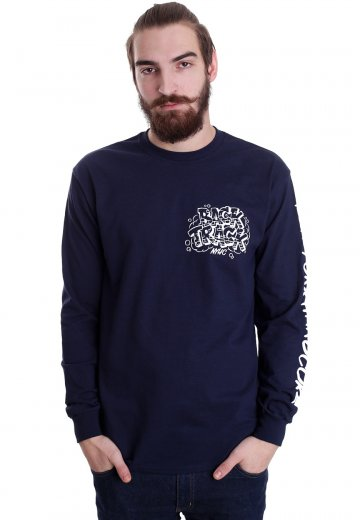 Backtrack - Graff Navy - Longsleeve