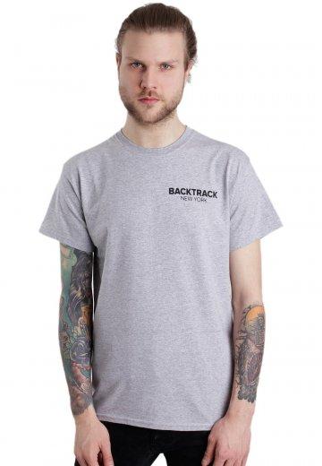 Backtrack - Live Circle Sportsgrey - T-Shirt