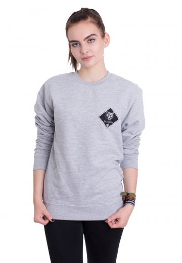Basement - Bear Sportsgrey - Sweater