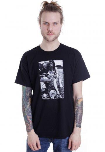 Basement - Football Player - T-Shirt