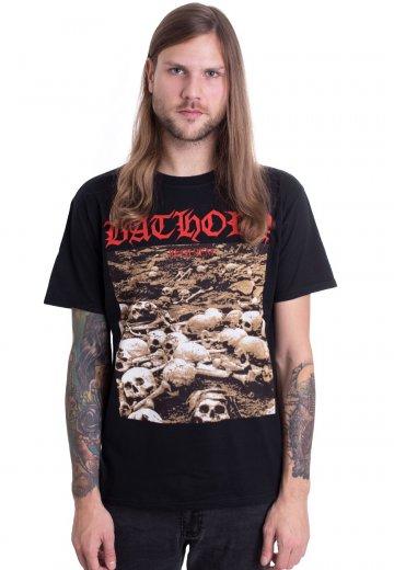 T Official Shirt Shop Requiem Metal Merchandise Bathory Nn0mwv8